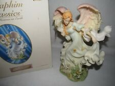 """Jacquelyn - Happiness Abounds"" Roman Seraphim Classics - Butterfly Mark - Mib"