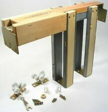 Le Johnson 153068Pf Universal Pocket Door Frame Hardware