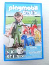 Playmobil ds-spiel Tierarztpraxis 6411 NEUF et emballage d'origine vétérinaire