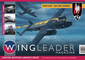Wingleader Magazine - Launch Issue