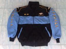 NEU ZÜNDAPP KS 50 Oldtimer1 Jacke schwarz hellblau veste jacket jas giacca jakka