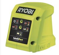 NEW Genuine  Ryobi Compact Battery Charger RC18115 for 18v one batteries