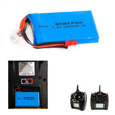 Lipo Battery 2S 7.4V 2000MAH 8C Lipo Battery For Spektrum DX6E DX6 Transmitter