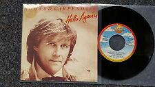 "Howard Carpendale-HELLO again 7"" single sung in English Spain Promo"