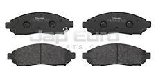 für Nissan Serena C25 2.0i MR20DE 05-09 Vorderachse Bremsbelagsatz