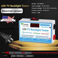 Home Led Tv Tester Backlight Output 0 300v Lamp Bead Lcd Digital Display Strip