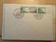 GERMANY  Michel  W124 and W126   on covers  CANCELLED  Ships Cat 30 Euros