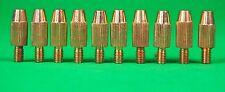 SIP 0.8mm x M5 x 8.0 x 24L SIP Gasless SIP Contact Tips Bobthewelder OZ SELLER