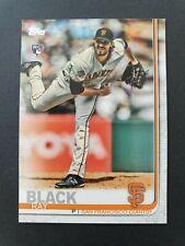 2019 Topps Series 1 Baseball Card - No 333 - Ray Black - San Francisco Giants RC