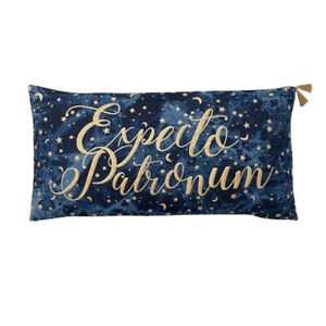 Harry Potter Printed Pillow Cushion Expecto Patronum Rectangle Anime Bed Sofa
