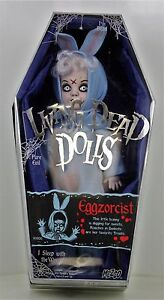 MEZCO Blue Eggzorcist Living Dead Dolls Comic Con Exclusive