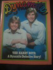 Dynamite Magazine No. 44 1978 Vol 1 No 7, Shaun Cassidy & Star Wars-Chewbacca