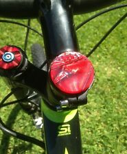 Bike Bling Cannondale Lefty / Lefty PBR custom hand made acrylic top cap
