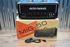 Electro-Harmonix MIG-50 Reissue Sovtek All Tube 50 Watt Guitar Amplifier