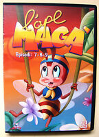 L'ape Magà Episodi 7-8-9 [dvd]