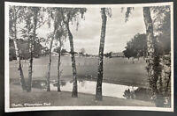 1936 Berlin Germany Real Picture Postcard Cover To Munich Olympic Village 1936
