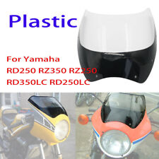 Windscreen Windshield Screen For Yamaha RD250 RZ350 RZ250 RZ RD 350 250 RD350LC