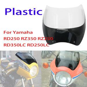Windscreen Windshield Screen For Yamaha RD250 RZ350 RZ250 RZ RD 350 250 RD350LC