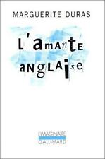 Amante Anglaise by Duras, Marguerite