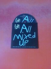KORN All Mixed Up Limited Edition Bonus 5 Track CD!