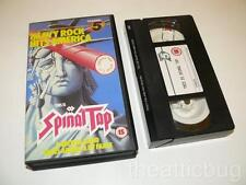 VHS Video ~ This is Spinal Tap ~ Heavy Rock Hits America