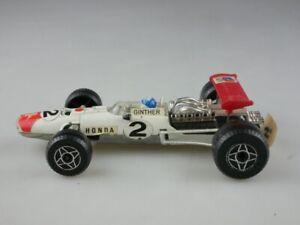 136351 Wiking 1:87 H0 446  Formel 1 Rennwagen Lotus blau mit weißem Fahrer