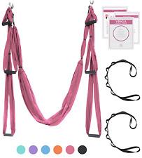 Yoga Swing Trapeze- Anti Gravity Yoga Hammock Inversion for Aerial Yoga Prop
