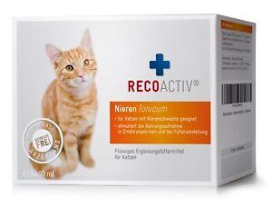 RECOACTIV® Katze Niere 1 Kurpackung a 3 Flaschen a 90 ml (10,70 €/100ml)