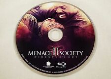 Menace II Society Blu-ray Director's Cut Tyrin Turner, Jada Pinkett, Larenz Tate