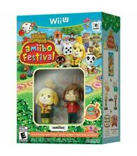 """animal Crossing amiibo Festival Funky Barn "" Nintendo WiiU"
