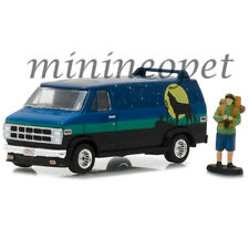 GREENLIGHT 97030 C THE HOBBY SHOP 3 1981 GMC VANDURA CUSTOM 1/64 with BACKPACKER