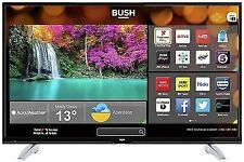 Bush 49 Inch 4k Ultra HD HDR Freeview Play Smart WiFi LED TV - Black 1