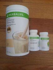 Herbalife Shape up Pack YOU CHOOSE FORMULA 1 FLAVOUR Best Before: 11/18 onwards