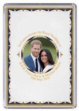 Prince Harry and Meghan Markle Royal Wedding Fridge magnet