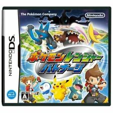 Gebrauchte DS Pokemon Ranger: BATONNAGE Japan Import