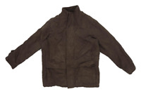 TU Mens Size M Brown Jacket