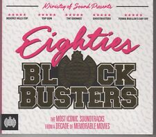 Mos Eighties Block Busters 3CD Set NEW & SEALED 61 Tracks 1st Class Post UK