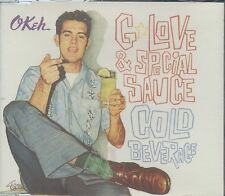 G. Love & Special Sauce - Cold Beverage ° Maxi-Single-CD von 1994 °