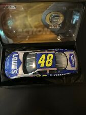 2003 JIMMIE JOHNSON # 48 LOWE'S RCCA  ELITE 1/24 ACTION DIECAST 1 of 2400