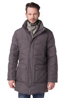 RRP€384 TRUSSARDI COLLECTION Size 50 / M Down Parka Jacket With Concealed Hood