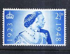 Great Britain - 1948 George V1  Silver Wedding  - SG 493 MNH