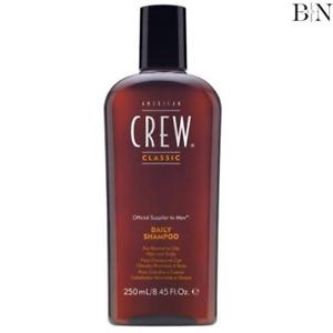 American Crew Daily Shampoo 250ml (Worth £39) GENUINE PRODUCT