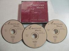 DANIEL KINGMAN AMERICAN MUSIC CONCISE EDITION 3CD SET FOLK AMERICANA 108 TRACKS