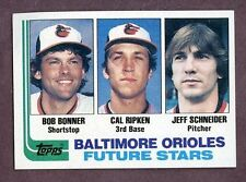 1982 Topps Cal Ripken #21 Baseball Card