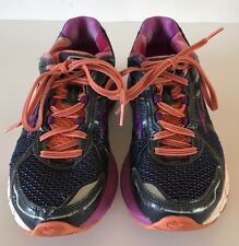 Brooks 1201741B458 Adrenaline GTS 15 DNA Lace Up Running Athletic Womens US 7 B