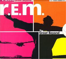 The Great Beyond - R.E.M. CD single (1999) alternative rock