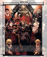 Anime Overlord Wall Scroll Poster Home Decor Art Gift Cos Free Shipping 60*90cm