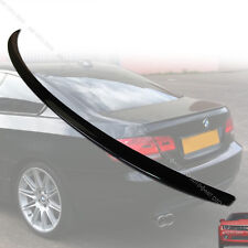 ++ Painted E92 BMW M3 Type 3-Series 07-13 Trunk Spoiler Rear Wing 475