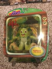 THE KROFFT SUPERSTARS SERIES SIGMUND THE SEA MONSTER ACTION FIGURE NEW RARE HTF