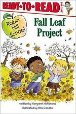 Fall Leaf Project (Ready-To-Read Robin Hill School - Level 1)-ExLibrary